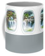 Niagara Falls Porthole Windows Coffee Mug
