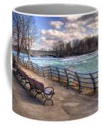 Niagara Rapids In Early Spring Coffee Mug