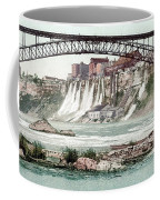 Niagara River, C1900.  Coffee Mug by Granger