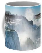 Niagara Up Close Coffee Mug