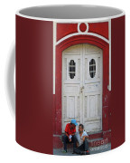 Nicaragua Door 1 Coffee Mug