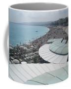Nice By The Sea. Coffee Mug