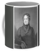Nicholas Biddle (1786-1844) Coffee Mug