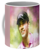 Nick Dougherty In The Golf Trophee Hassan II In Morocco Coffee Mug