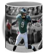 Nick Foles Eagles Super Bowl 2 Coffee Mug