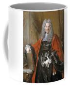 Nicolas De Largillirre Coffee Mug