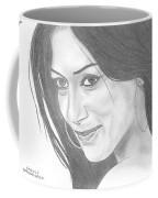 Nicole Scherzinger Coffee Mug
