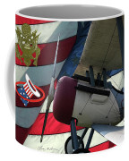 Nieuport 28c Hat In The Ring Coffee Mug
