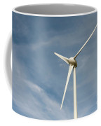 Nieuwpoort Belgium Wind Turbines. Coffee Mug