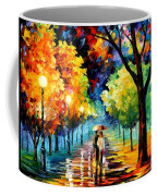 Night Alley Coffee Mug