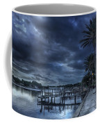 Night At The Bayou Coffee Mug