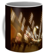 Night At The Mall Coffee Mug by Ben and Raisa Gertsberg