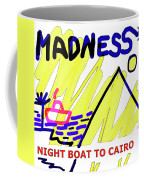 Night Boat To Cairo 1979 Coffee Mug