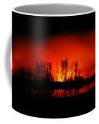 Night Burn Coffee Mug