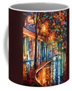 Night Cafe Coffee Mug