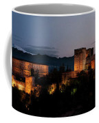 Night Comes To The Alhambra Coffee Mug