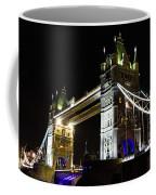 Night Crossing Coffee Mug