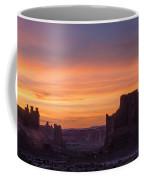 Night Falls Gently Coffee Mug