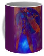 Night Feathers   -019 Coffee Mug