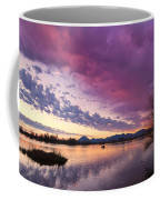 Night Gives Way To Dawn Coffee Mug