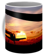 Night Hawks Coffee Mug by Richard Rizzo