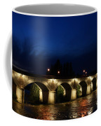 Night In Amboise Coffee Mug
