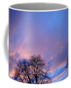 Night Is Coming Coffee Mug