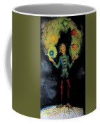 Night Juggler Coffee Mug