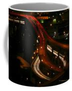 Night Lights Oregon Coffee Mug