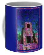 Night Magic San Miguel Mission Coffee Mug