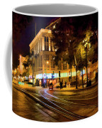 Night Moods San Jose Ca  Coffee Mug