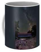 Night On The Swift River Coffee Mug