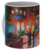 Night Out Coffee Mug