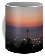 Night Owl Over San Francisco Coffee Mug