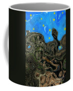 Night Petrified Coffee Mug