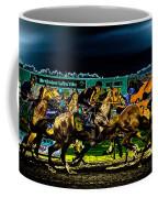 Night Racing Coffee Mug