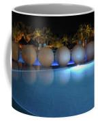 Night Resort Coffee Mug by Shane Bechler