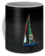 Night Sail 2 Coffee Mug