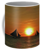 Night Sail Coffee Mug