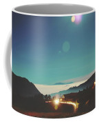 Night Sky Around Mount Bromo In Java, Indonesia Coffee Mug