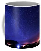 Night Sky Over County Mayo Coffee Mug