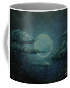 Night Sky Peek-a-boo Coffee Mug