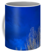 Night Sky Coffee Mug by Steve Gadomski