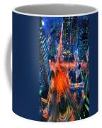 Night Traffic  Coffee Mug