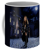 Night Warrior Coffee Mug