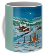 Night Watch Coffee Mug by Charlotte Blanchard