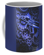 Night Watch Gears Coffee Mug