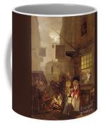 Night Coffee Mug by William Hogarth