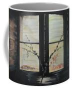Night Window Coffee Mug