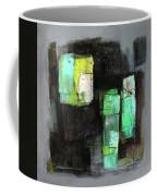 Texture Of Night Painting Coffee Mug